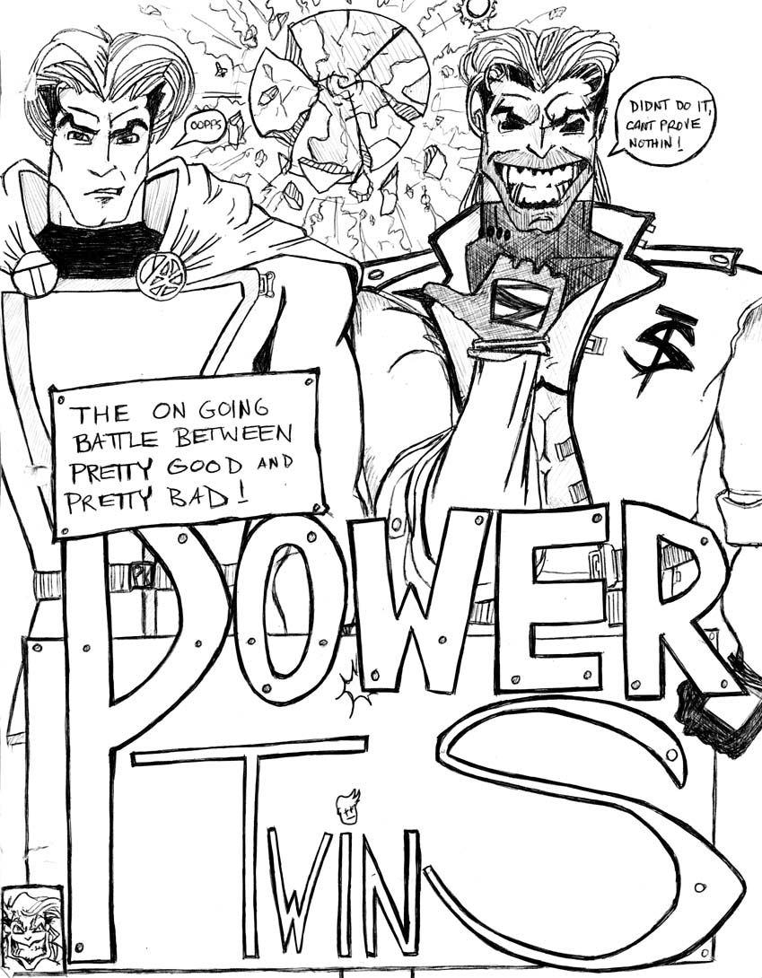 Power Twins Notebook 01