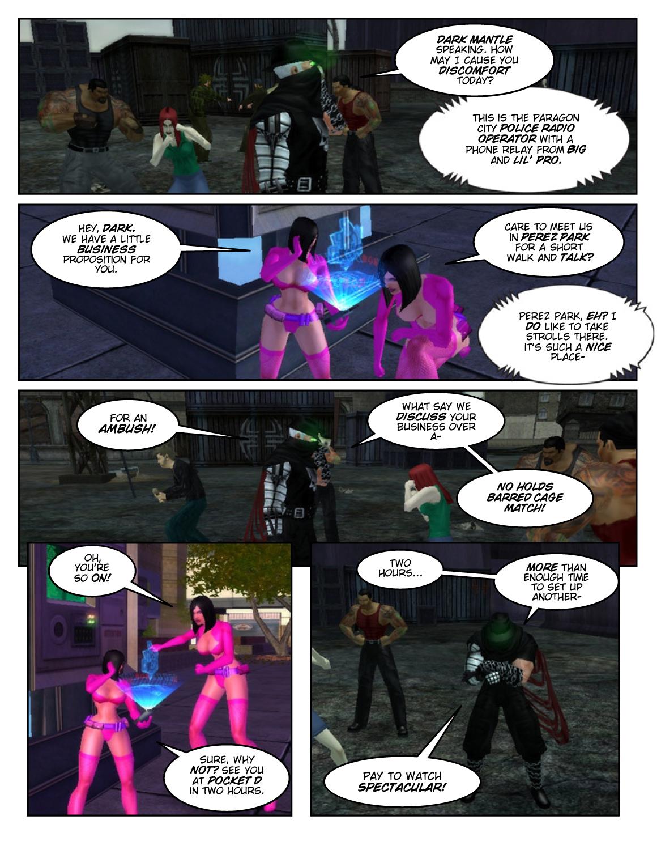 Les Professionnels 1 Page 3 – Villainous Cell Phone
