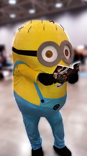 CosplayMinion
