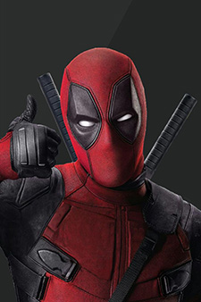 DeadPool - Thumb Up